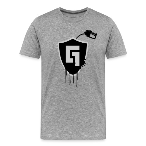 Hard Fuel T-Shirt Male - Men's Premium T-Shirt