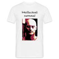 T-Shirts ~ Men's T-Shirt ~ Intellectual Samurai