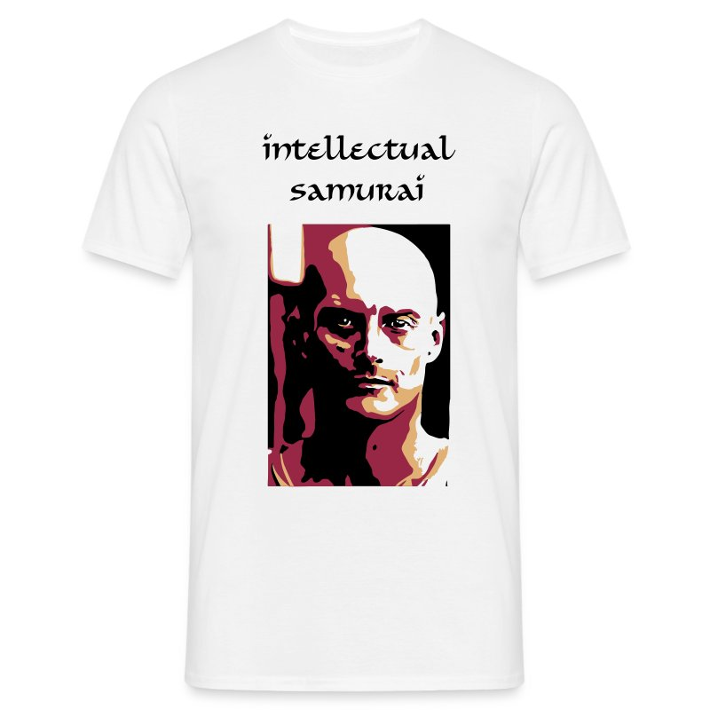 Intellectual Samurai - Men's T-Shirt
