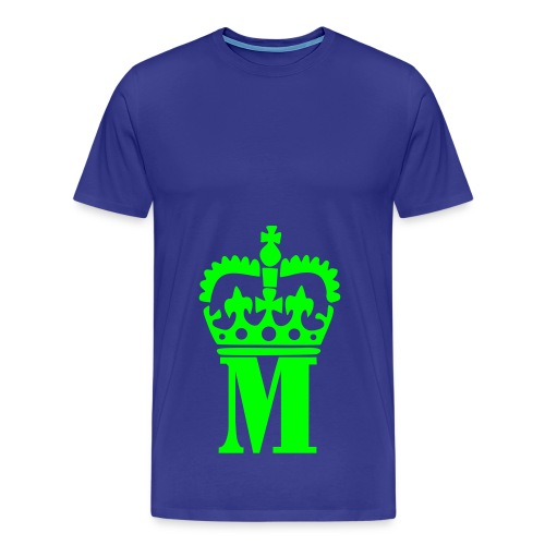 tee-Shirt M royal - T-shirt Premium Homme