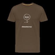 T-Shirts ~ Männer Premium T-Shirt ~ Spassbremse