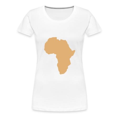 Tee shirt Africa Femme - T-shirt Premium Femme