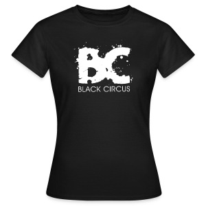 BC-Shirt Girls, Logo front white - Frauen T-Shirt