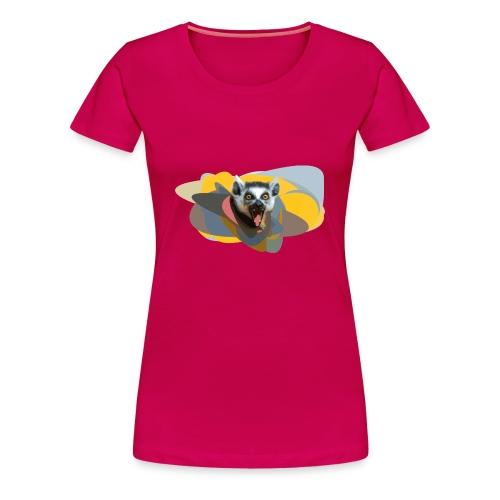 Petit Lémurien - Femme - T-shirt Premium Femme