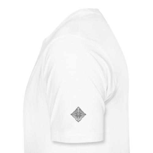 Rang-Schriftführer 60-jahre - Männer Premium T-Shirt