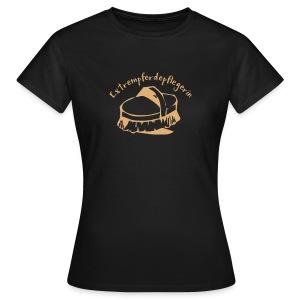 Extrempferde- pflegerin - Frauen T-Shirt