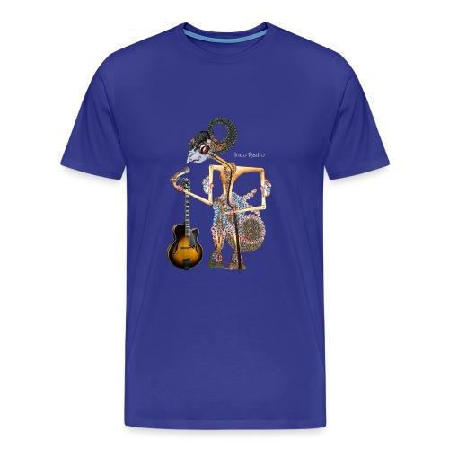 Wajang - man-1-kl - Mannen Premium T-shirt
