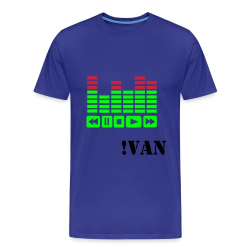 !van fan shirt - Mannen Premium T-shirt