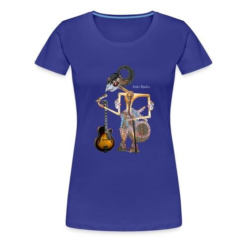 Wajang - vrouw-2-kl - Vrouwen Premium T-shirt