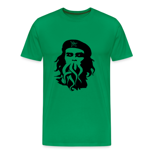 Cthulhu Revolution - Men's Premium T-Shirt