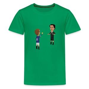 Teen T-Shirt - Referee boked - Teenage Premium T-Shirt