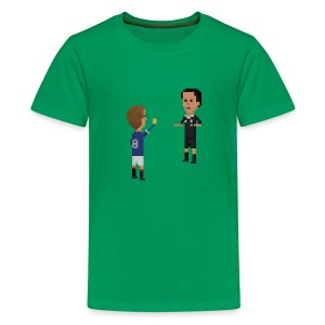 Teen T-Shirt - Referee boked - Teenage Premium T-Shirt
