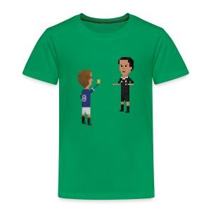 Kids T-Shirt - Referee boked - Kids' Premium T-Shirt