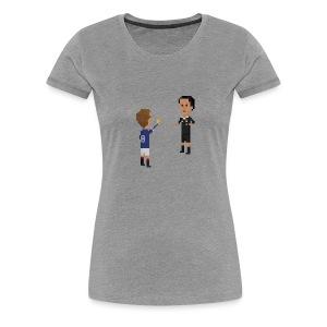 Women T-Shirt - Referee boked - Women's Premium T-Shirt