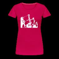 Camisetas ~ Camiseta premium mujer ~ Panderos
