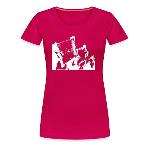 Panderos - Camiseta premium mujer