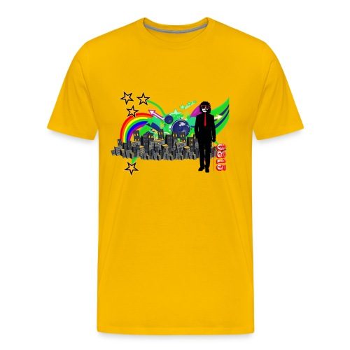Big City - Männer Premium T-Shirt