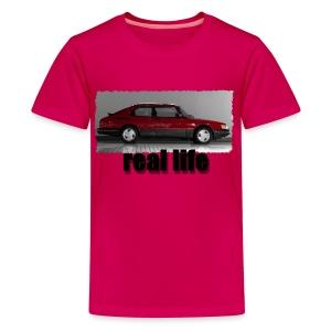 real life - Teenager Premium T-Shirt