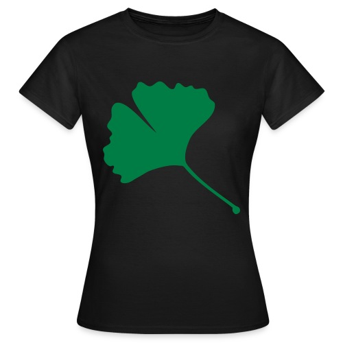 Ginkgo - Women's T-Shirt