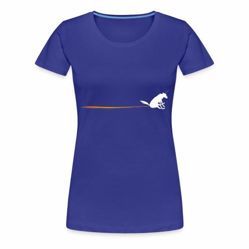 Like a Rainbow - Maglietta Premium da donna