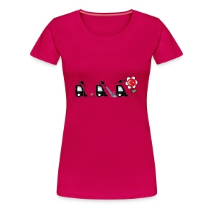 Protests in Turkey - Women's Premium T-Shirt