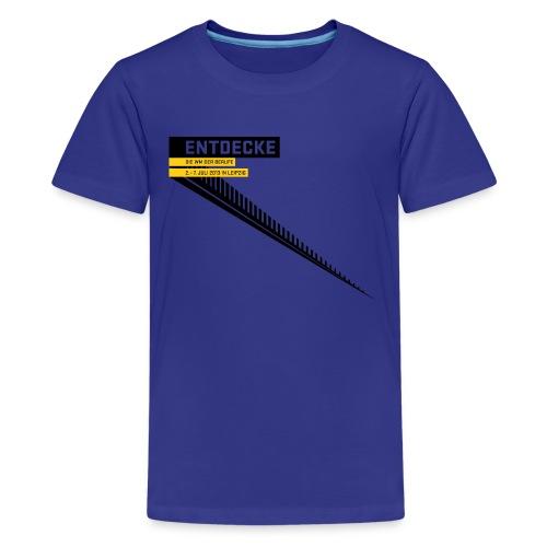 Entdecke Teenager T-Shirt - Teenage Premium T-Shirt
