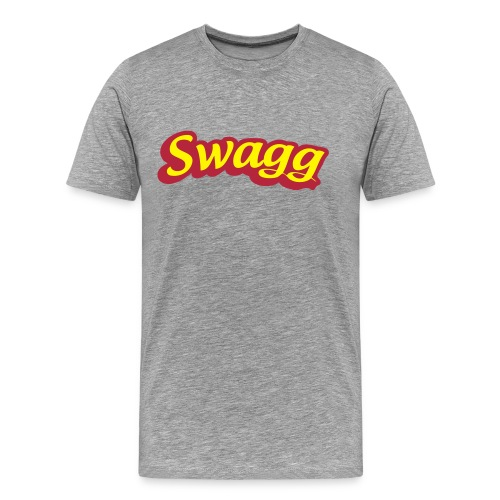 Swagg - Men's Premium T-Shirt