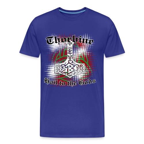 Männer T-Shirt klassisch Hail to the Gods - Männer Premium T-Shirt