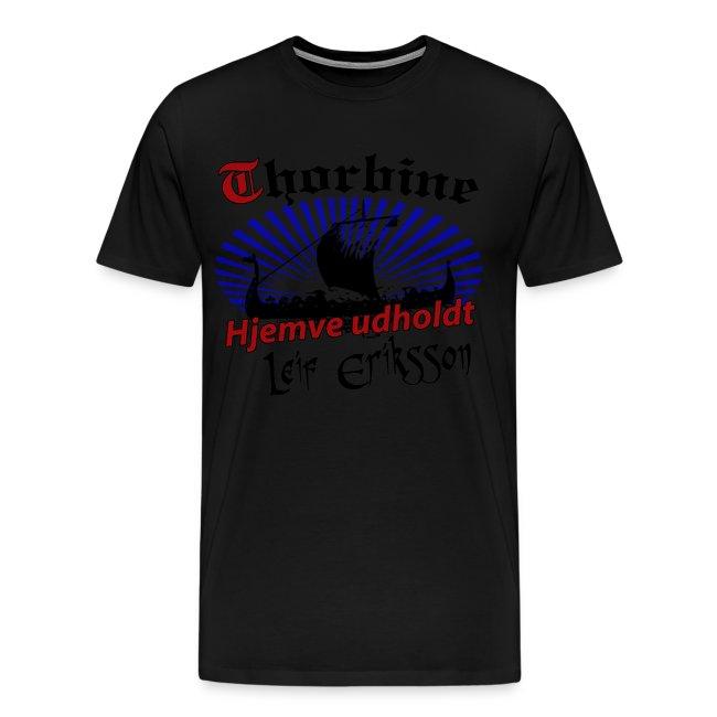 """Männer T-Shirt klassisch """"Leif-Eriksson"""""""