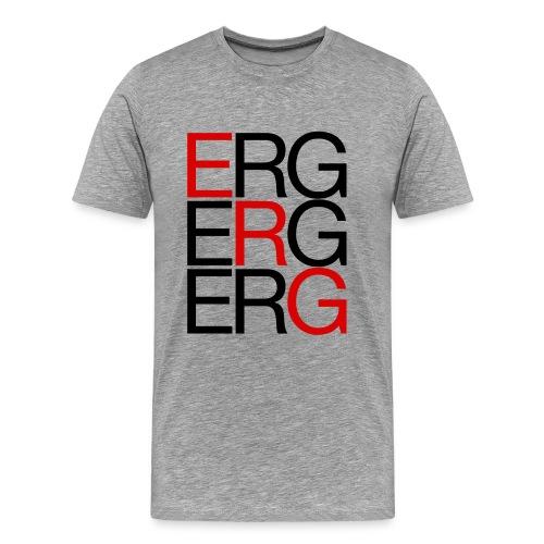 Erg x4   - Men's Premium T-Shirt
