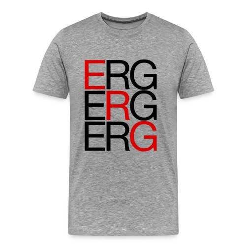Erg x4   - Men's Premium T-Shirt