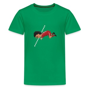 Teen T-Shirt - Sniffing celebration - Teenage Premium T-Shirt