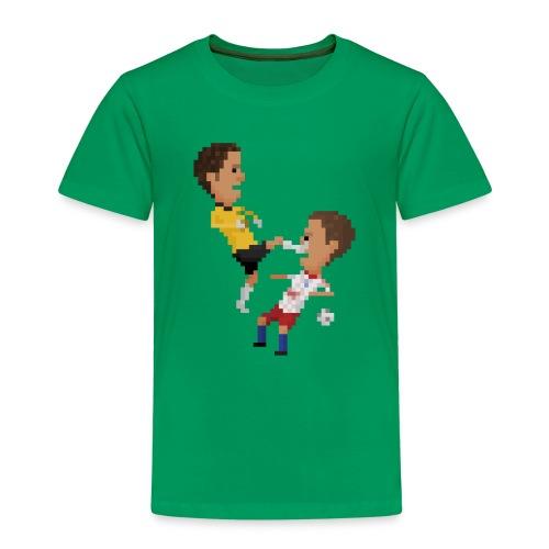 Kids T-Shirt - Kungfu goalkeeper from Bremen - Kids' Premium T-Shirt