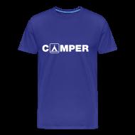 T-Shirts ~ Men's Premium T-Shirt ~ Camper