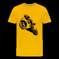 T-Shirts ~ Men's Premium T-Shirt ~ Superbike