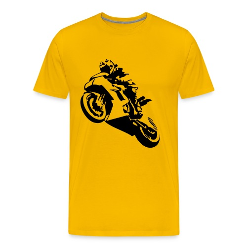 Superbike - Men's Premium T-Shirt