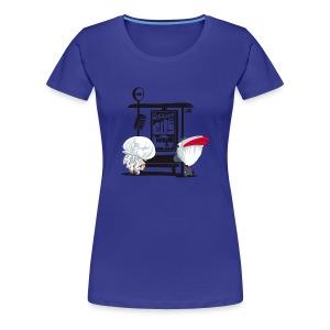 WaitingForTheBus - T-shirt Premium Femme