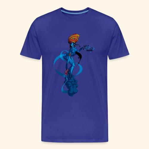 YourWishMaster - T-shirt Premium Homme