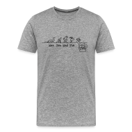 T-shirts ~ Mannen Premium T-shirt ~ Productnummer 24794338