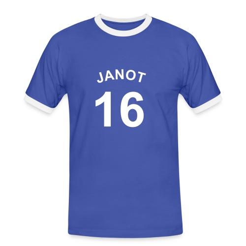T-Shirt Jérémie Janot 16 - T-shirt contrasté Homme