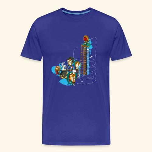 Miam - T-shirt Premium Homme