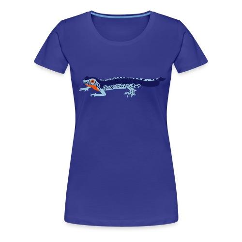 Alpine Newt - Women's Premium T-Shirt