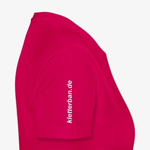 know risk / know fun - rubin (women) - Frauen Premium T-Shirt