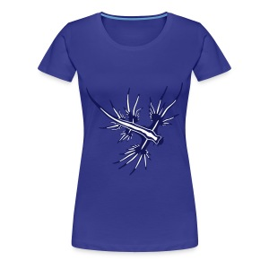 Glaucus Atlanticus Sea Slug - Women's Premium T-Shirt