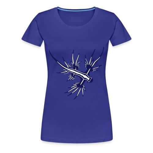 Glaucus Atlanticus Sea Slug - Women's Premium T-Shirt