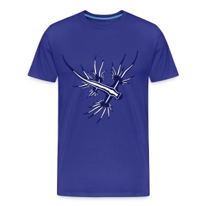 Glaucus Atlanticus Sea Slug - Men's Premium T-Shirt
