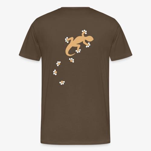 Gecko (men) - Männer Premium T-Shirt