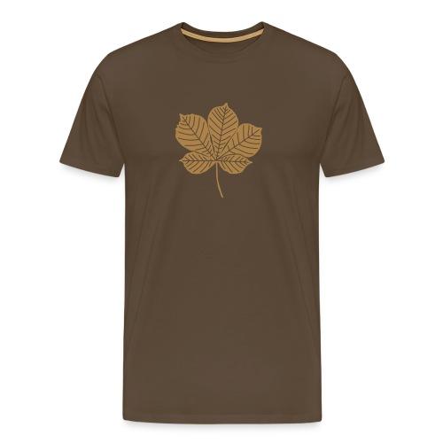 Chestnut - Men's Premium T-Shirt