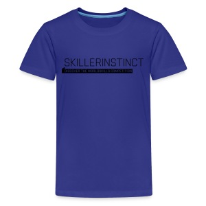 Skillerinstict Teenager T-Shirt - Teenage Premium T-Shirt