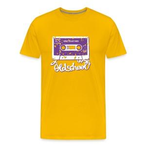 [WestCoast Hits] jaune - Men's Premium T-Shirt